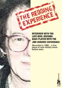 The Redding Experience, DVD