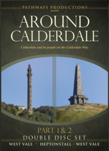 Around Calderdale: Parts 1 and 2, DVD  DVD