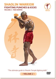 Shaolin Warrior: Fighting Punches and Kicks Volume 2 - Takedowns, DVD