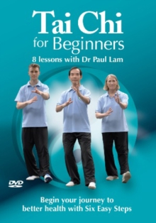 Tai Chi for Beginners - 8 Lessons With Dr Paul Lam, DVD  DVD