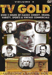 TV Gold: Volume 2, DVD