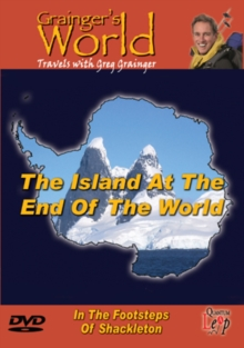 Island at the End of the World - In the Footsteps of Shackleton, DVD