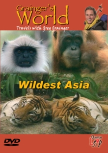 Wildest Asia, DVD