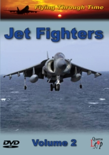 Flying Through Time: Jet Fighters - Volume 2, DVD