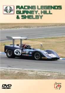 Racing Legends - Gurney, Hill and Shelby, DVD