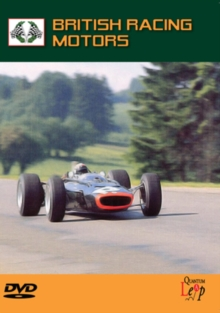 British Racing Motors, DVD