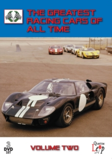 The Greatest Racing Cars of All Time: Volume 2, DVD