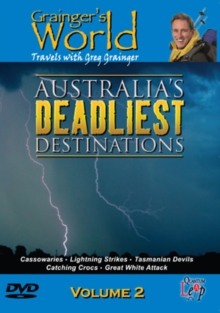 Australia's Deadliest Destinations: Volume 2, DVD