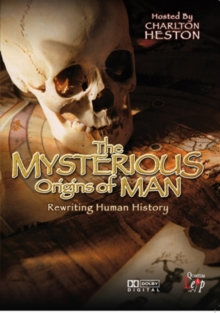 The Mysterious Origins of Man: Rewriting Human History, DVD DVD