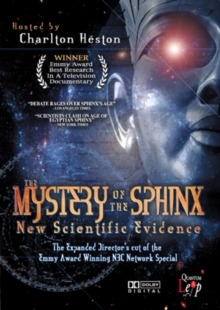 The Mystery of the Sphinx, DVD