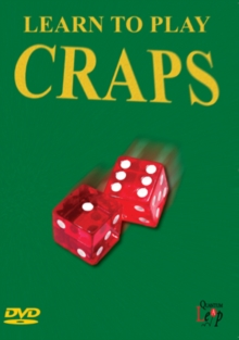 Learn to Play Craps, DVD  DVD