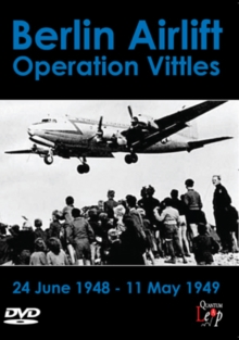 Berlin Airlift: Operation Vittles, DVD