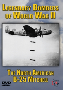 Legendary Bombers of World War II: North American B-52 Mitchell, DVD