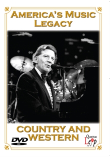 America's Music Legacy: Country and Western, DVD