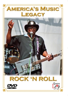 America's Music Legacy: Rock 'N' Roll, DVD