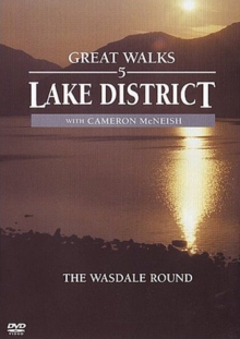 Great Walks: 5 - Lake District: The Wasdale Round, DVD  DVD
