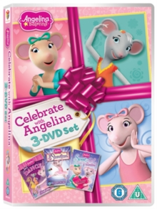 Angelina Ballerina: Celebrate With Angelina, DVD