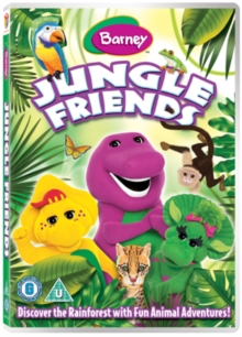Barney: Jungle Friends, DVD