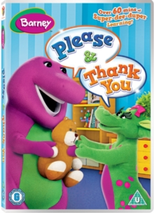 Barney: Please and Thank You, DVD