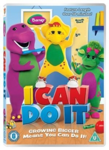 Barney: I Can Do It!, DVD  DVD