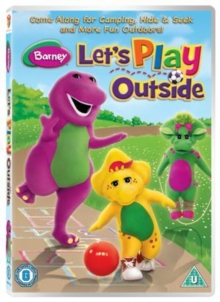 Barney: Let's Play Outside, DVD