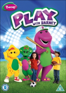Barney: Play With Barney, DVD