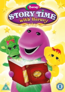 Barney: Story Time With Barney, DVD