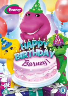 Barney: Happy Birthday Barney!, DVD  DVD