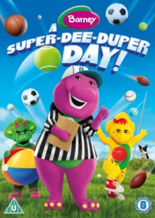 Barney: A Super-dee-duper Day!, DVD