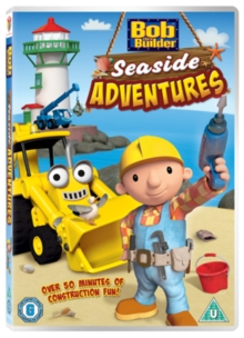 Bob the Builder: Seaside Adventures, DVD