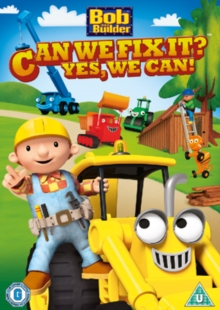 Bob the Builder: Can We Fix It? Yes, We Can!, DVD