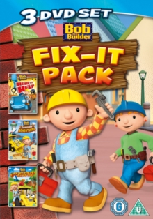 Bob the Builder: Fix It Pack, DVD