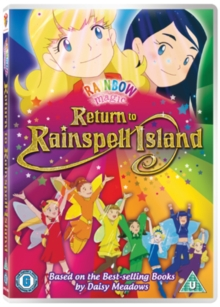 Rainbow Magic: Return to Rainspell Island, DVD