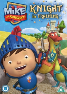 Mike the Knight: Knight in Training, DVD  DVD