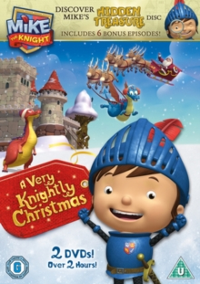 Mike the Knight: A Very Knightly Christmas, DVD