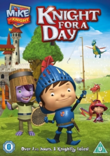 Mike the Knight: Knight for a Day, DVD