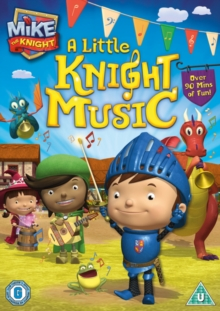 Mike the Knight: A Little Knight Music, DVD