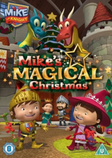 Mike the Knight: Mike's Magical Christmas, DVD