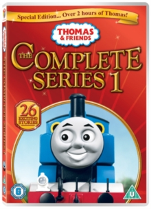 Thomas the Tank Engine and Friends: The Complete First Series, DVD