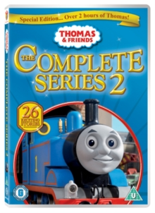 Thomas the Tank Engine and Friends: The Complete Second Series, DVD