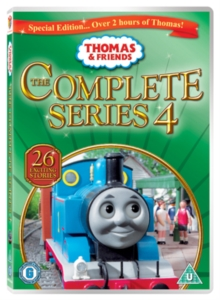 Thomas the Tank Engine and Friends: The Complete Fourth Series, DVD