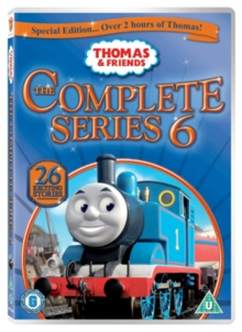 Thomas the Tank Engine and Friends: The Complete Sixth Series, DVD  DVD
