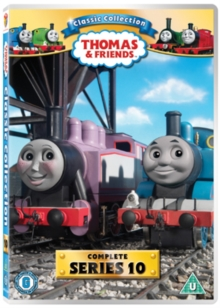 Thomas the Tank Engine and Friends: The Complete Tenth Series, DVD