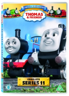 Thomas the Tank Engine and Friends: Classic Collection Series 11, DVD