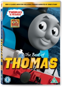Thomas the Tank Engine and Friends: The Best of Thomas, DVD