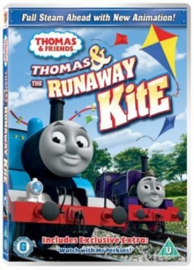 Thomas the Tank Engine and Friends: The Runaway Kite, DVD