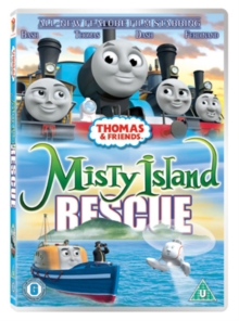 Thomas the Tank Engine and Friends: Misty Island Rescue, DVD