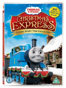 Thomas the Tank Engine and Friends: Christmas Express, DVD