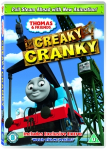 Thomas the Tank Engine and Friends: Creaky Cranky, DVD