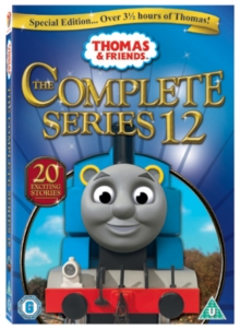 Thomas the Tank Engine and Friends: The Complete 12th Series, DVD
